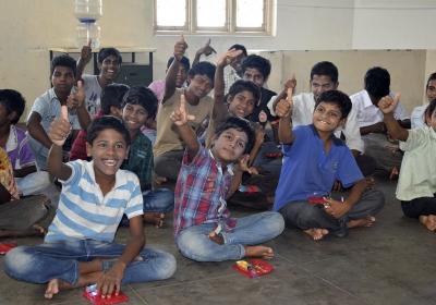 Centro SONTHAM de acogida y rehabilitación de Niños de la Calle