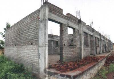 Construcción de clases adicionales en la escuela de primaria de St. Joseph's