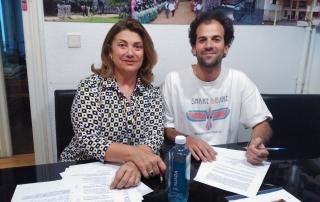 La Fundación Firma Acuerdo con AUARA