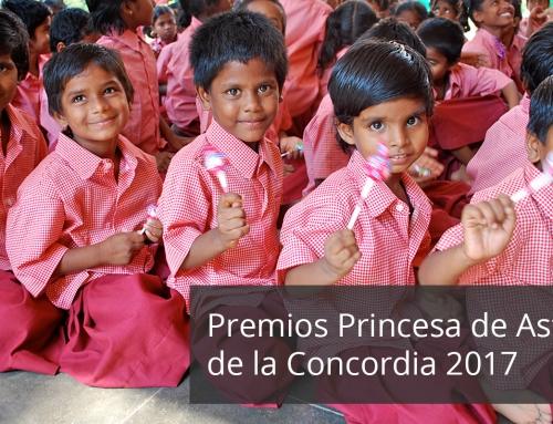 La Fundación candidata al Premio Princesa de Asturias de la Concordia 2017