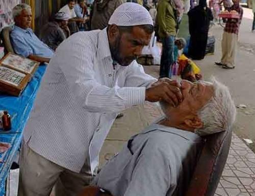 Odontológos en la India