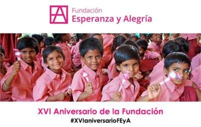 Documental XVI Aniversario Fundación Esperanza y Alegría