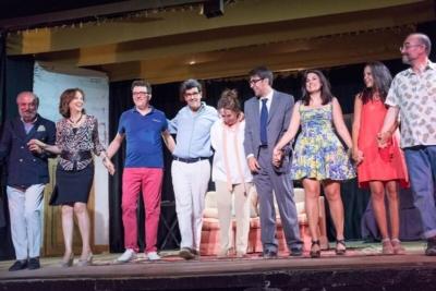 Teatro Solidario Las Chicas Aupair