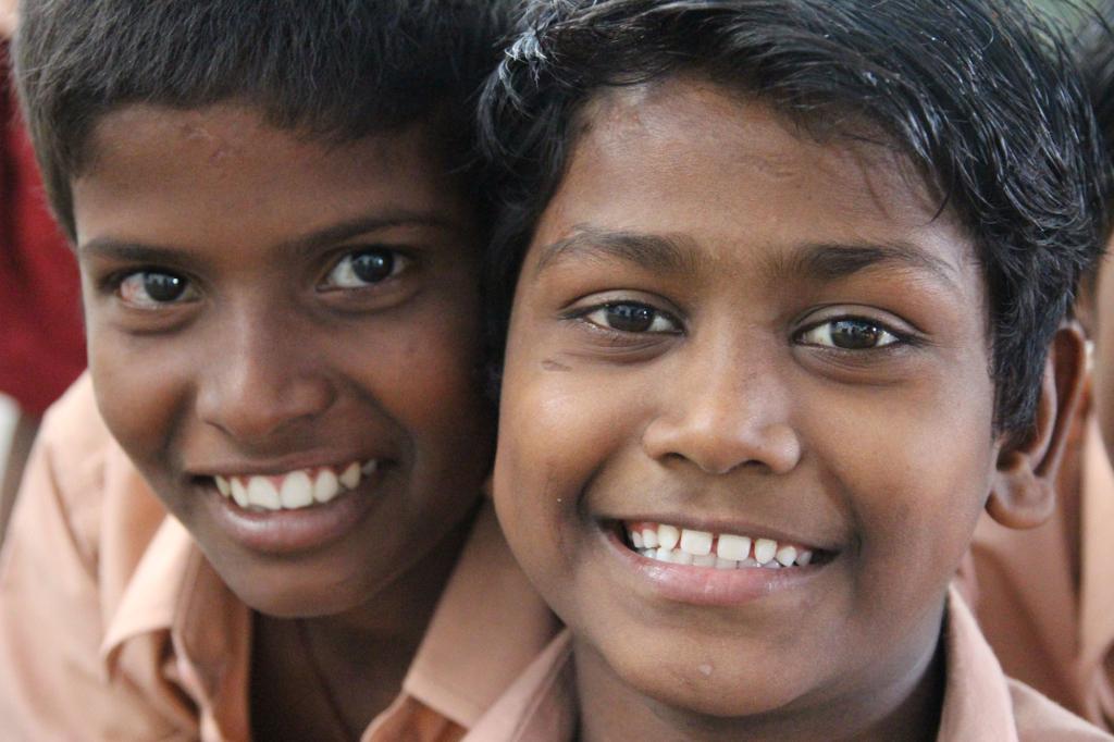 Donativo para Becas de Estudio-India