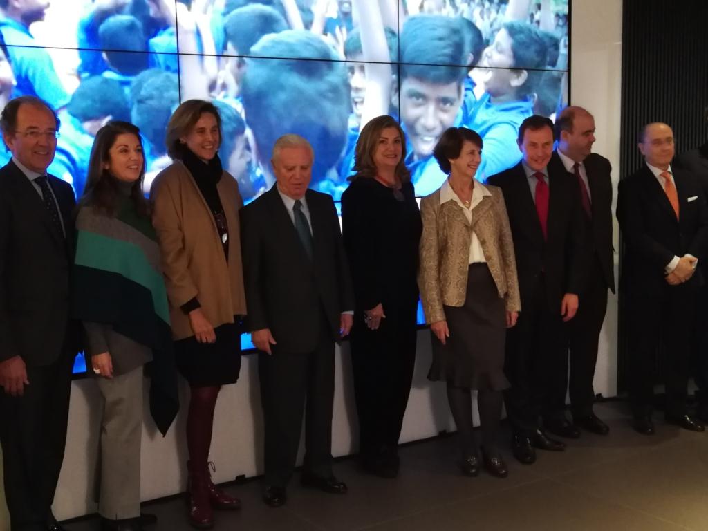 Renovación acuerdo Fundación Real Madrid