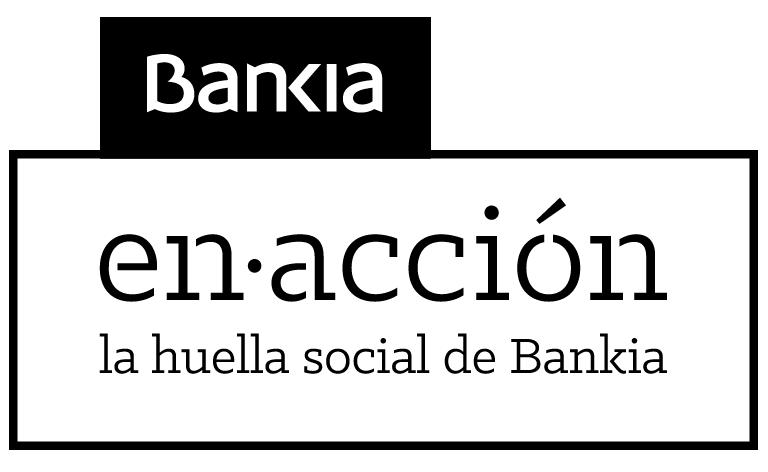 Bankia en acción logo