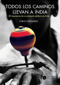 Libro Todos los Caminos llevan a India