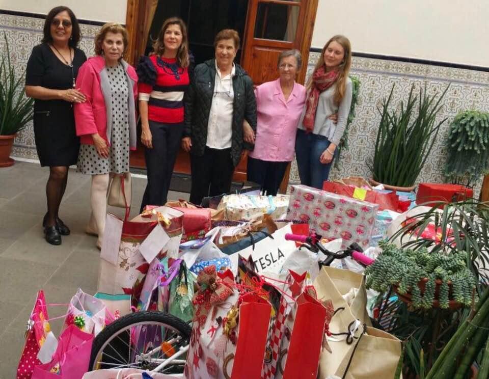 Reyes Magos Solidarios en Las Palmas de Gran Canarias