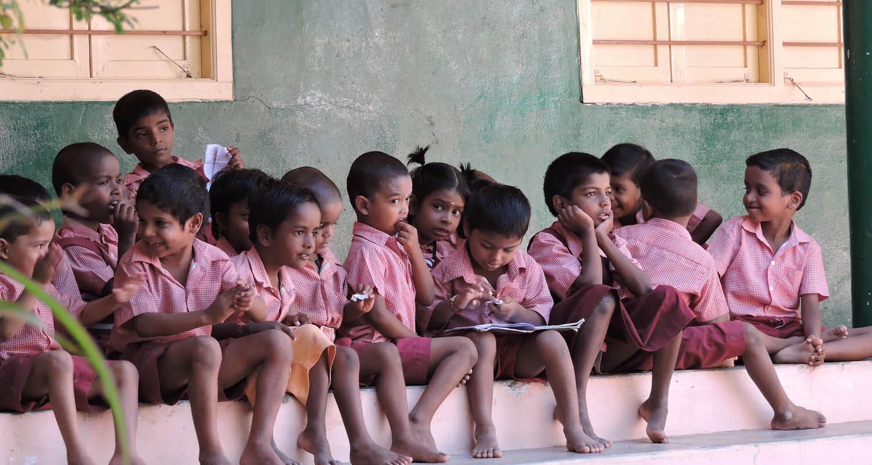 """Charla: """"La realidad de los orfanatos en la India"""""""