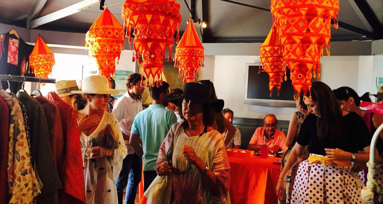 8 de agosto- XI Bazar Solidario de la India en Sotogrande