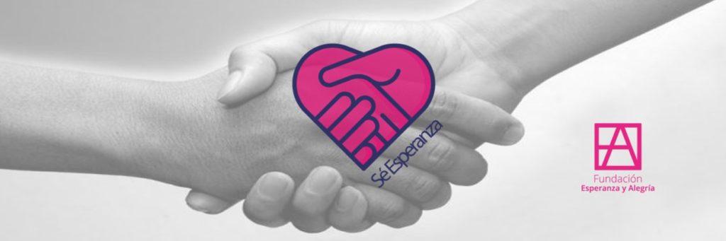 La Fundación Esperanza y Alegría y la Fundación Llorente & Cuenca crean Sé Esperanza para aumentar la donación de alimentos en El Pozo del Tío Raimundo