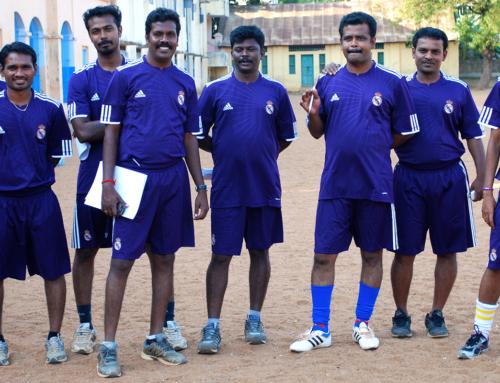 Formación para los entrenadores de las escuelas socio-deportivas