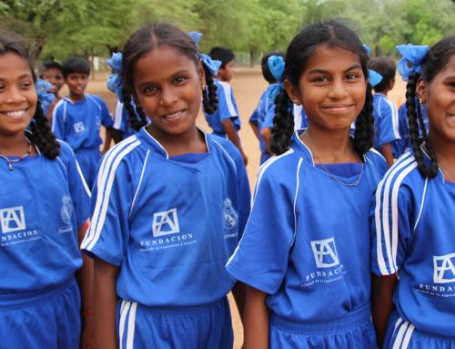 Torneo Copa Alma entre los alumnos de las escuelas socio-deportivas