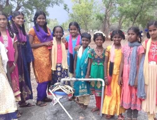 Mejora del acceso de agua potable a través de la construcción de 20 pozos