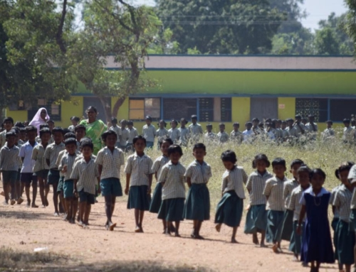 Los alumnos deSt. Ignatius han mejorado su salud al concluir la instalación de una potabilizadora en su centro escolar
